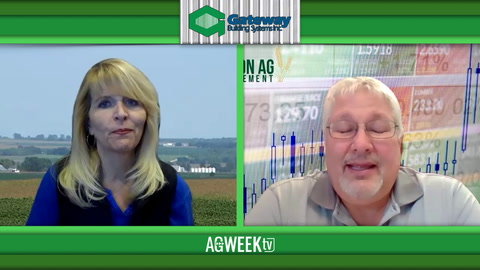 AgweekTV's Michelle Rook and Randy Martinson of Martinson Ag Risk Management talk about the continuing higher movements in the grains and how those movements, especially in corn, are affecting end users like livestock producers, ethanol plants and exporters.