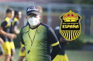 Emilson Soto, DT de Real España: