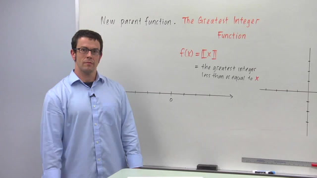 The Greatest Integer Function - Problem 1