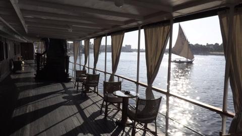 Tras los pasos de Agatha Christie en el sur de Egipto