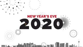 NYE 2020 Fremont street update