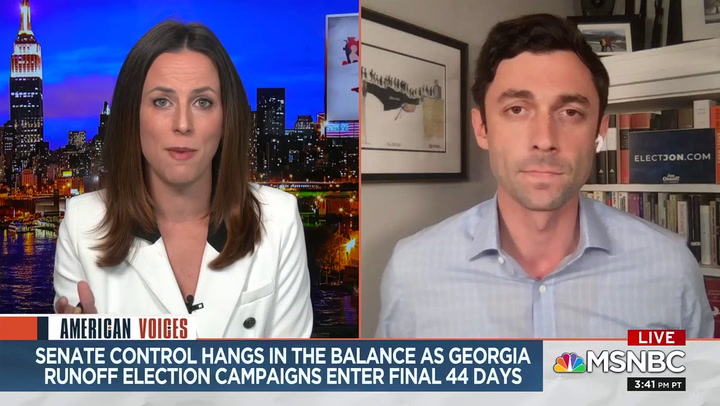 Ossoff on GA Election: Black Voters 'the Heart and Soul of the Democratic Electorate'