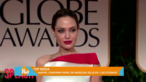 Marvel confirma papel de Angelina Jolie en
