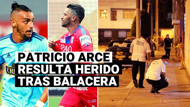 Patricio Arce, volante del Carlos A. Manucci, resultó herido tras balacera en el Callao