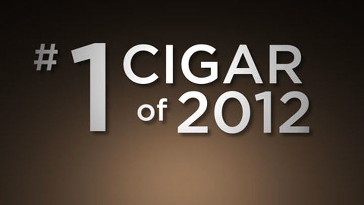 2012 Cigar of the Year