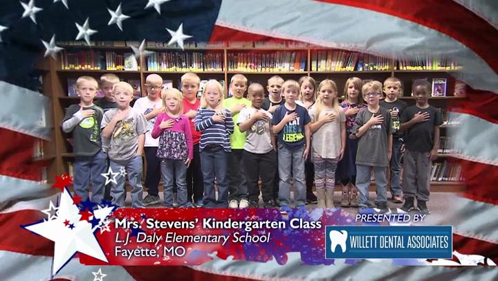 L.J. Daly Elementary - Mrs. Stevens - 1st Grade