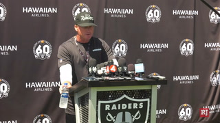 Best of Day 4: Gruden Talks Youth Football And More