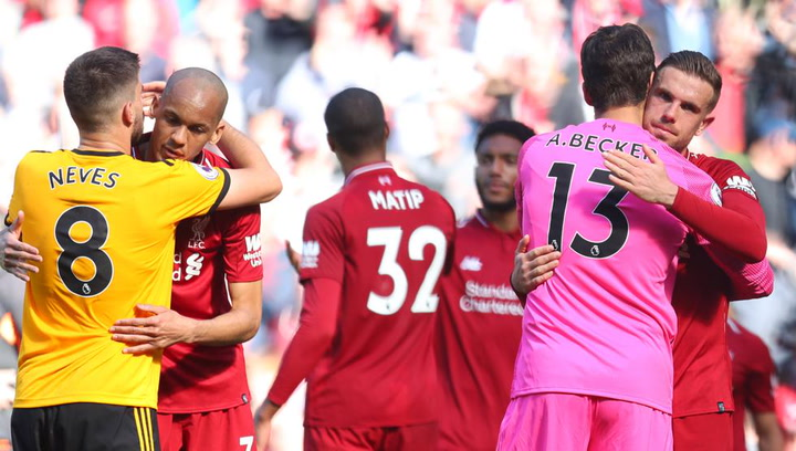 A pesar de los 97 puntos, el Liverpool no pudo proclamarse campeón