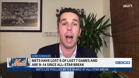 Are Mets in a rough stretch or downward spiral?