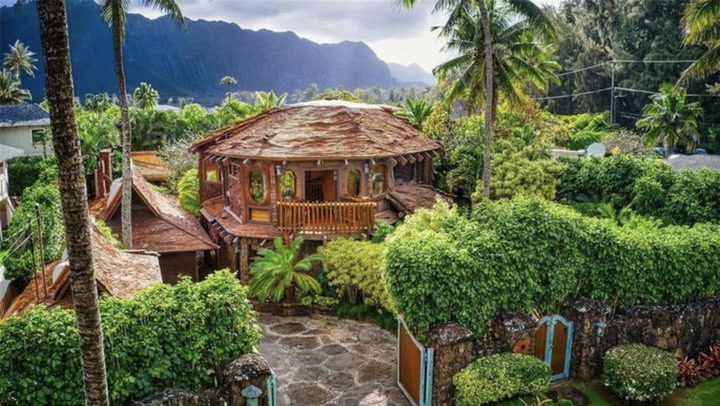 Luxurious $3.75M 'Hobbit House' in Hawaii Enchants All Who See It