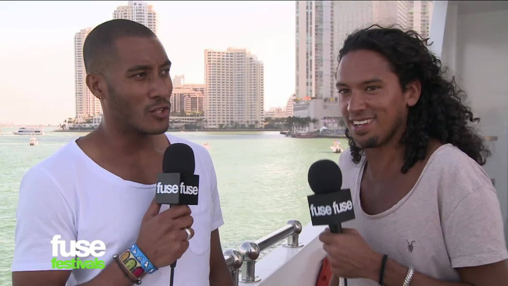 Festivals: Ultrafest 2013: EDM DJs Sunnery James & Ryan Marciano on Finally Getting Radio Play