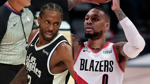Could Knicks land Damian Lillard or Kawhi Leonard?