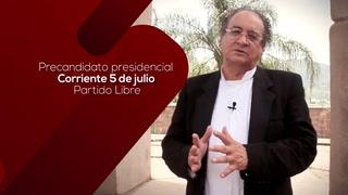 Nelson Ávila, el político forjado entre libros: 'La gente no te escucha si no eres parte de un partido'