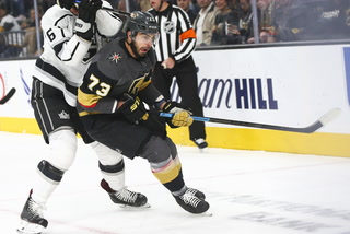 Pirri, Fleury on the Golden Knights shutout win over the Kings