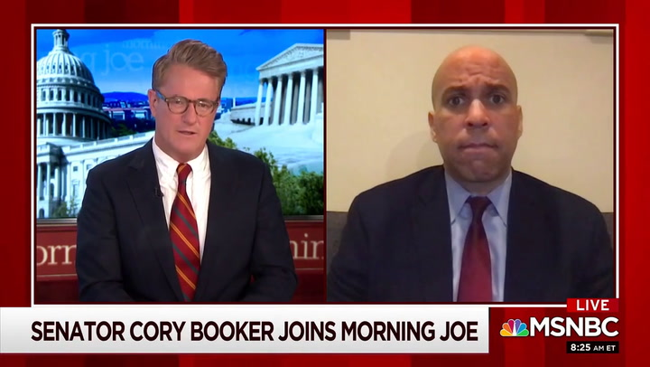 Booker: Black Americans Feel 'We Do Not Yet Have Equality Under the Law'
