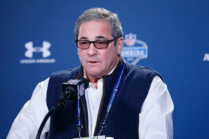 Landon Collins: Giants GM Dave Gettleman lied to everyone