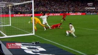 Video: Tolisso le anota el primer gol de la nueva temporada al Real Madrid