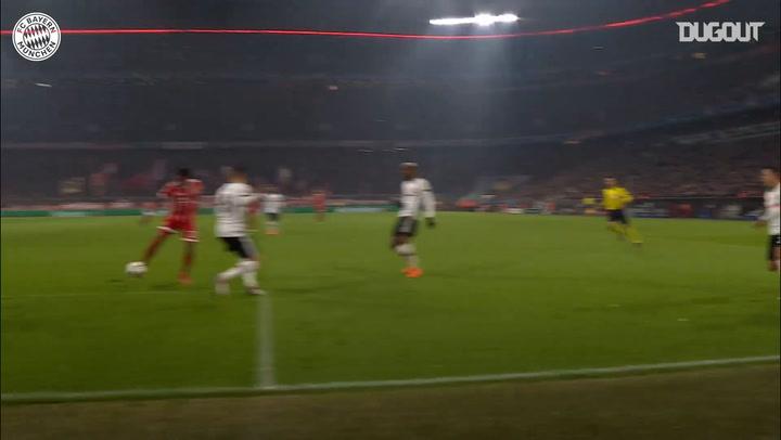 European Nights: Bayern Smash Beşiktaş 5-0