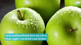 7 Impressive Health Benefits Of Apples