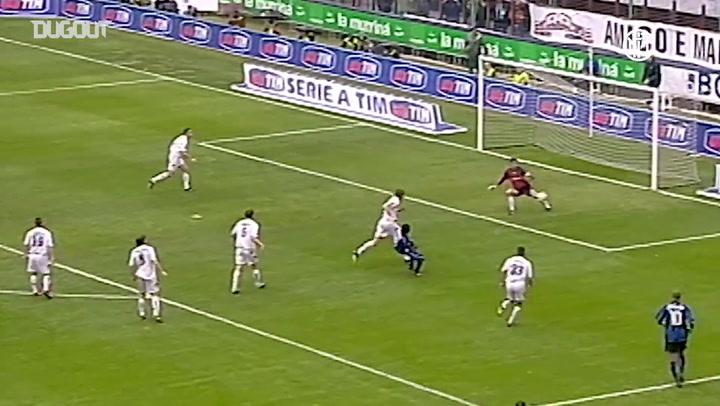 Những bàn thắng đẹp nhất của Inter vào lưới Bologna