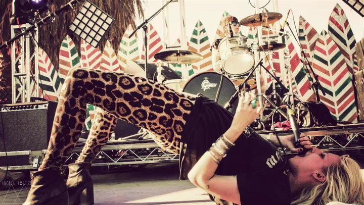 Meet White Lung Frontwoman Mish Way