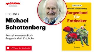 Thumbnail von Michael Schottenberg LIVE - Burgenland für Entdecker