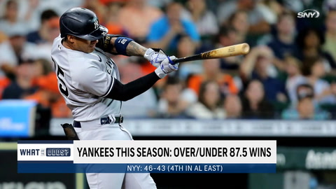 Biggest reason Yankees find themselves in middle of the pack