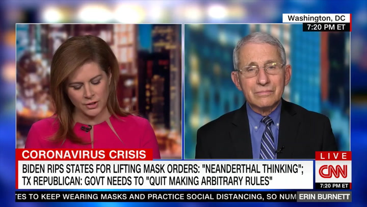 Fauci on FL Outperforming States with Strict Restrictions: DeSantis Did Some Things Right, Some City and County Actions 'Did Work'