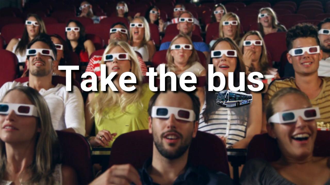 Take the bus