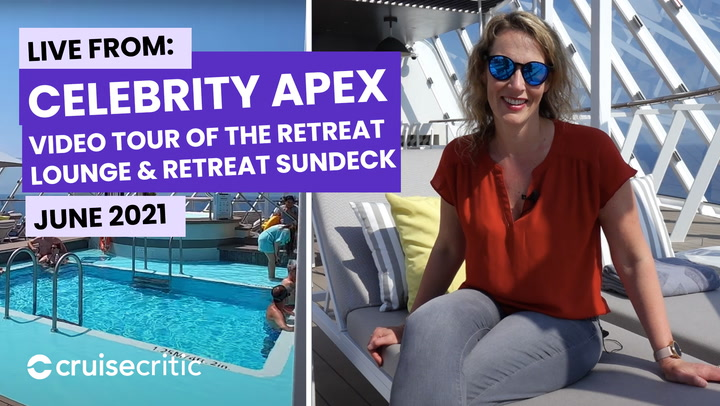 LIVE: Cruise Critic is Onboard Celebrity Apex -- The Retreat
