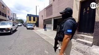 Marco Bográn llega a declarar por millonaria compra de medicamentos