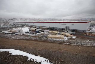A look inside Tesla's Nevada Gigafactory