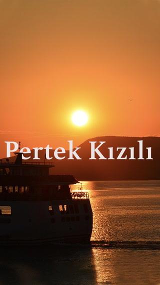 Pertek Kızılı @Türkiye