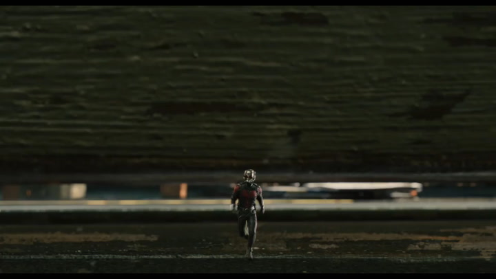 Ant-Man EXCLUSIVE - Ant on the Run