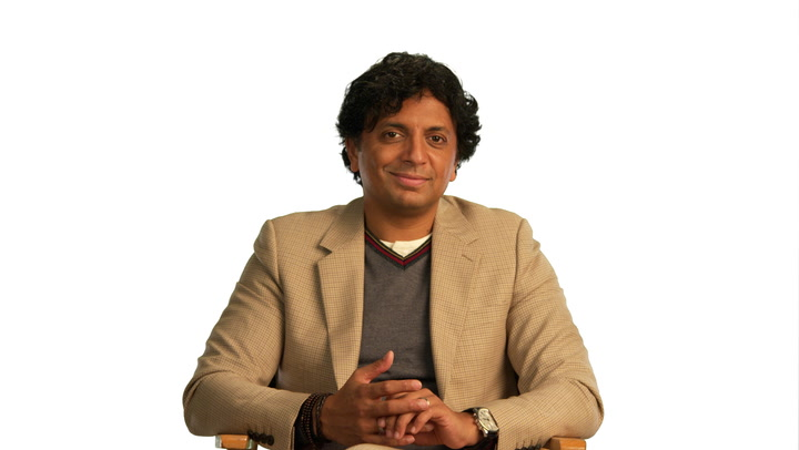 'Old' Interview with M. Night Shyamalan