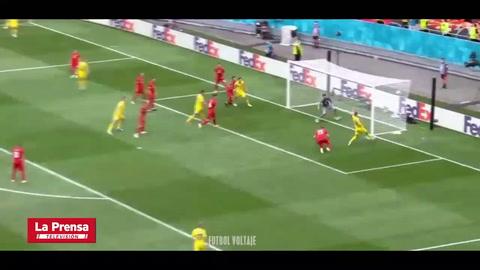Ucrania 2-1 Macedonia del Norte (Eurocopa)