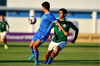 México elimina a El Salvador del Premundial sub-20 y clasifica al Mundial de Polonia
