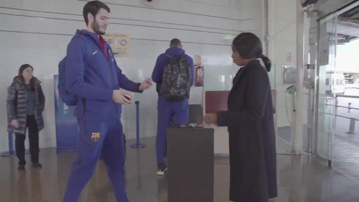 El Barça visita a un Maccabi invicto en Tel Aviv