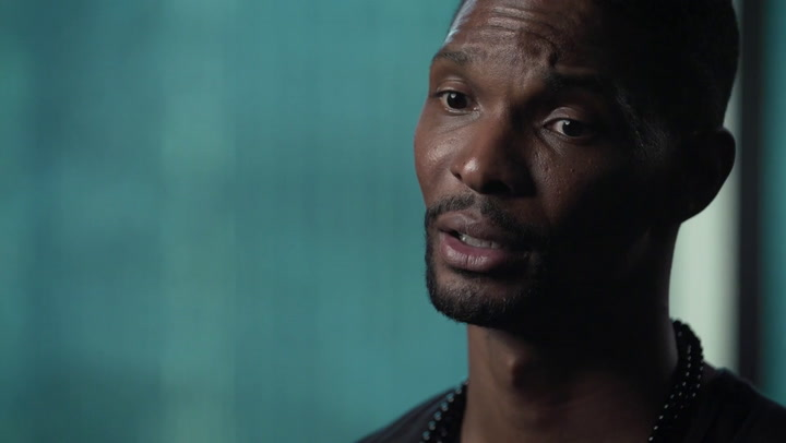 A Conversation with Chris Bosh