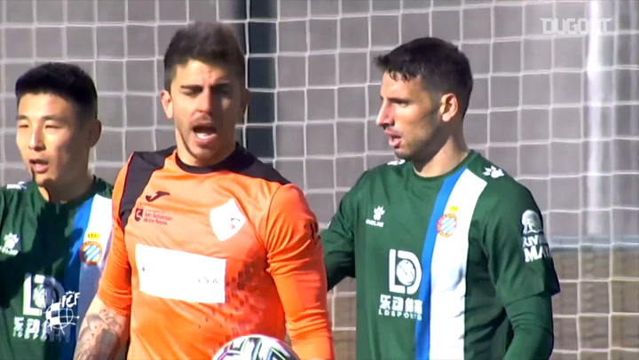 Jonathan Calleri's Copa del Rey goal vs San Sebastián