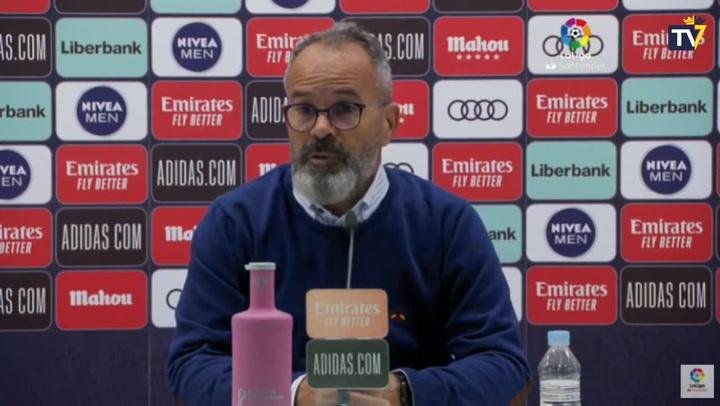 """Álvaro Cervera: """"Pudimos meterle cinco al Real Madrid"""""""