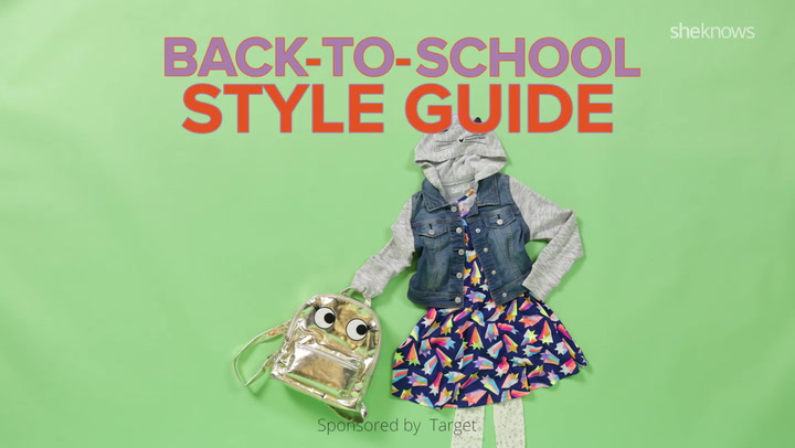 These Easy Outfits Will Have Your Kids Looking So Stylish for Back-to-School