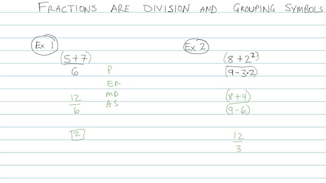 Order of Operations - Problem 6