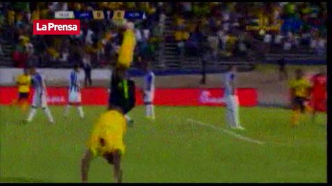 Jamaica 3 - 2 Honduras (Copa Oro 2019)