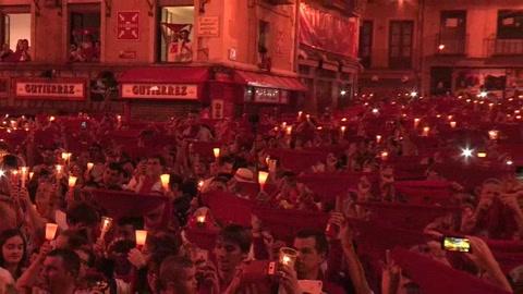 Pamplona entona el 'Pobre de Mí' y espera ya a los sanfermines de 2020