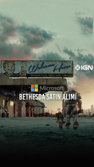 IGN - Microsoft Bethesda satın alımı