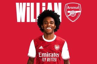 ¡Ya es oficial! William deja al Chelsea y se va al odiado rival de ciudad, el Arsenal