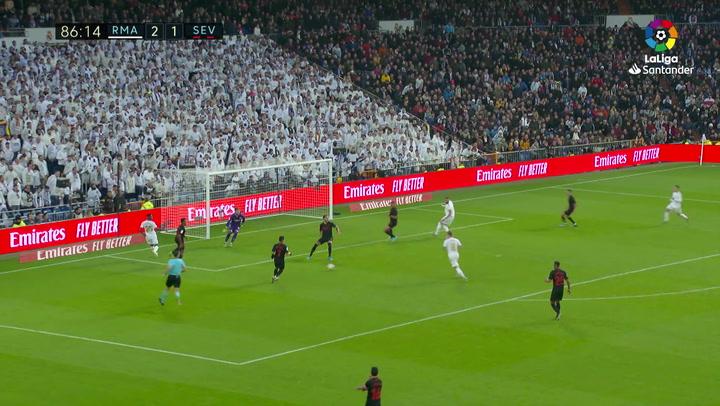 VACLIK MIN86 Real Madrid - Sevilla FC J20