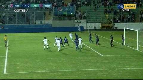 Olimpia 1 - 0 Alianza (Copa Premier Centroamericana)