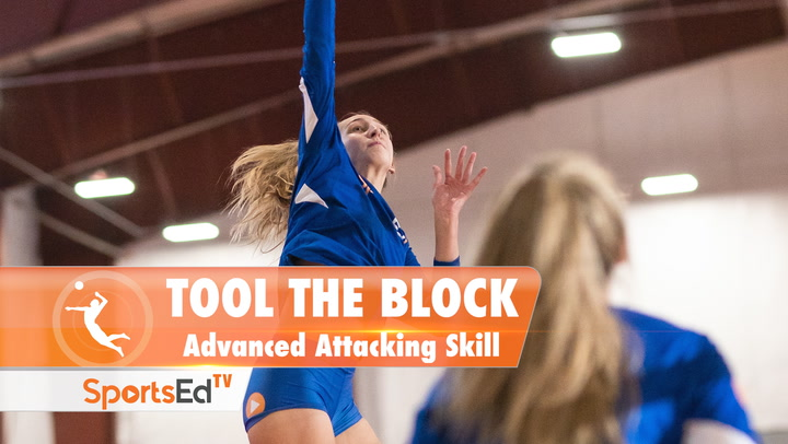 TOOL THE BLOCK: Advanced Attacking Skill